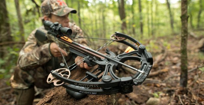 Effective Range Of A Crossbow